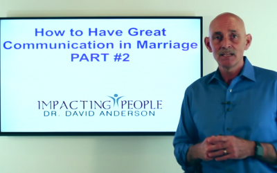How To Have great Communication In Your Marriage (part 2)